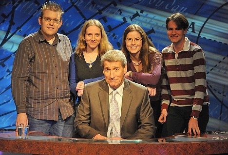 God fearing: University Challenge, presented by Jeremy Paxman, is among the growing number of shows using the new descriptions