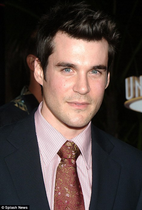 Playboy Club star Sean Maher announces he's gay in ...