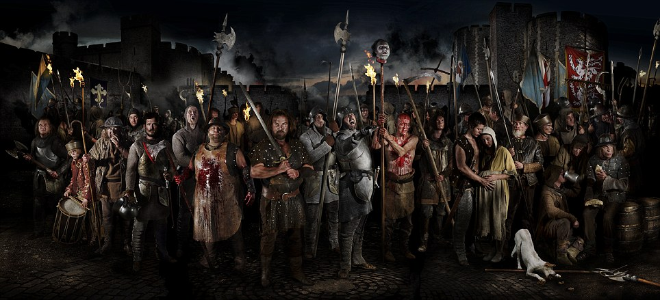 Rag-tag army: The Peasants' Revolt of 1381 was the uprising that saw tens of thousands of England's poorest countrymen come close to overthrowing the establishment