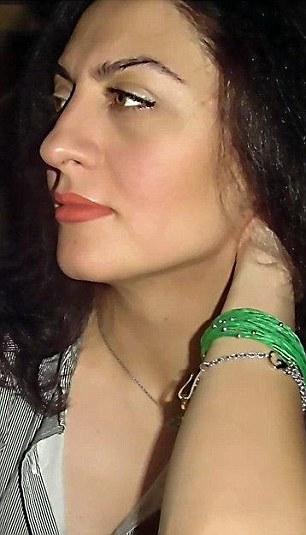 Trágico final: el suicidio Nahal Sahabi comprometido tan sólo cuatro semanas después de que su amante se