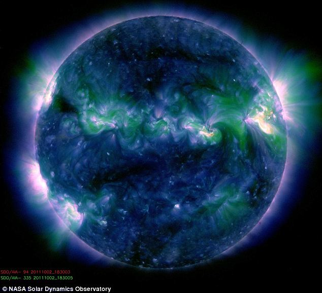 Mission: During its five-year mission, the SDO will examine the Sun's magnetic field and provide a better understanding of the role the Sun plays in Earth's climate