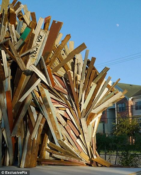 Fifth Ward Jam art project, Houston