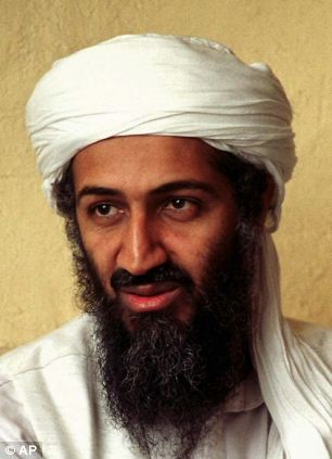 Tracked down: Longtime Al Qaida leader Osama bin Laden was killed in May by the U.S. Navy