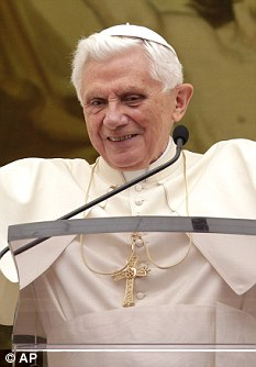 Investigation: Pope Benedict XVI has ordered the first inquiry of its kind in Britain