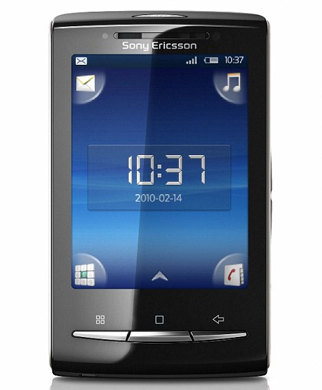 Recent handsets such as the tiny X10 Mini Pro were not huge hits for the company in a market where consumers demanded ever larger screens