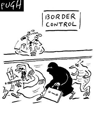 Pugh on borders