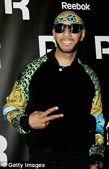 PARIS, FRANCE - NOVEMBER 17:  Swizz Beatz attends the Swizz Beatz and Reebok host party at VIP Room Theatre on November 17, 2011 in Paris, France.  (Photo by Franck Prevel/Getty Images)