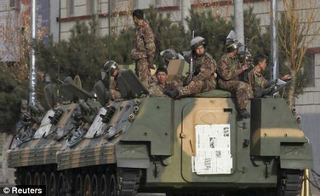 El pueblo del Tíbet sufre persecución implacable de sus ocupantes chinos