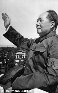 Mass hysteria: The armies of Mao Tse-tung stunned the world by intervening in the Korean War