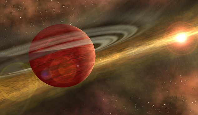 Broader reach: Scientists are calling for the search criteria to be expanded so the hunt for ET doesn't miss out planets that could harbour forms of life that can exist in less Earth-like environments