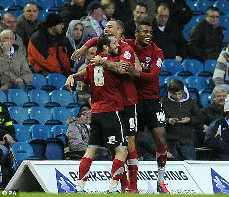 Leeds 1 Barnsley 2: Omens are good as Tykes end Elland ...