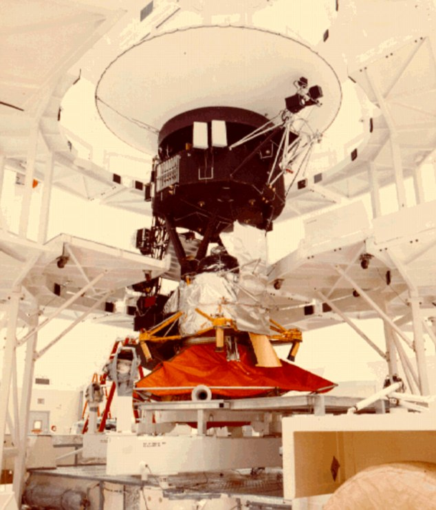 Nader Nazemi,Voyager,Heliosheath, NASA, Furthest distancee, Mars, 1977, billion, probe,Nader Nazemi