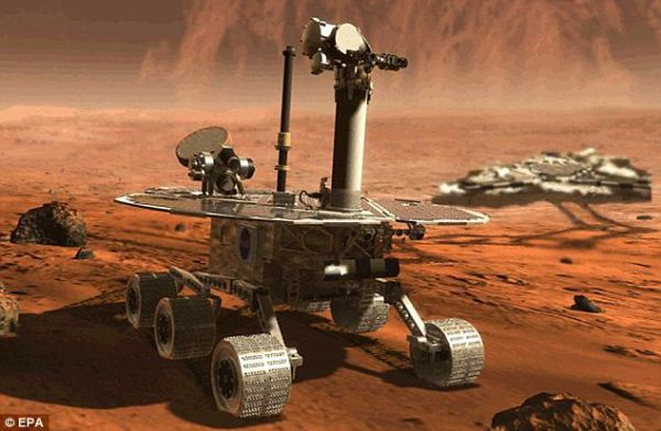 Nasas Mars rover Opportunity prepares to bed down for