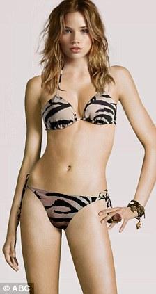 HM bikini model DesignBrother