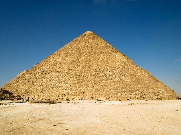 The secret gates Great Pyramid of Khufu could open for the first time next year, as Leicester robot company Scoutek UK hopes to conclude their exploration of the legendary inner chamber in 2012