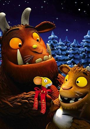 The Gruffalo Creator Julia Donaldson I Created A Monster