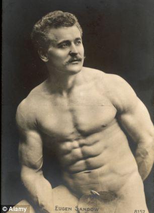 older male bodybuilders nude