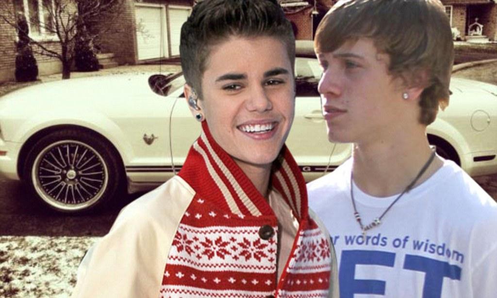 2011 Mustang Christmas Justin Bieber Ryan Butler Gives
