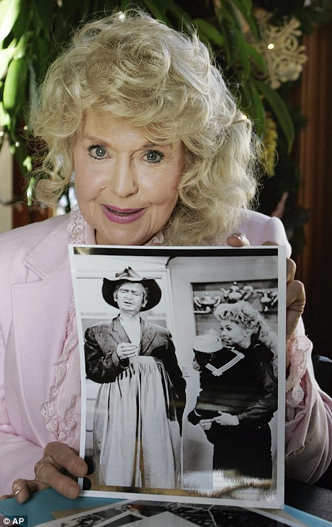 Promotion: The former-Beverly Hillbillies actress Donna Douglas, 78, settled her lawsuit with Mattel and CBS Corp. over a doll resembling a character she played used for promotion