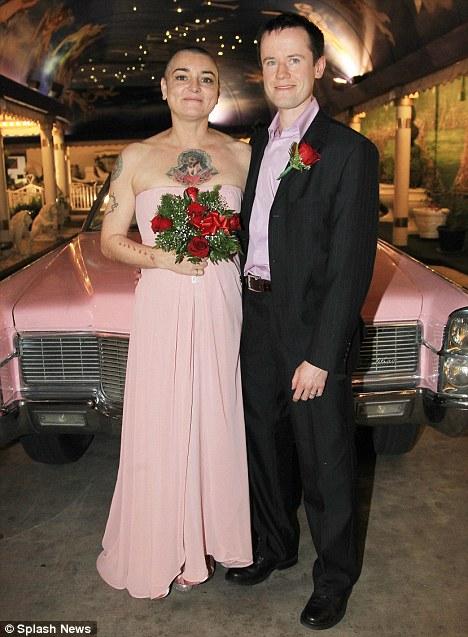 Sinead OConnor Handed Crack On Wedding Night And Barry