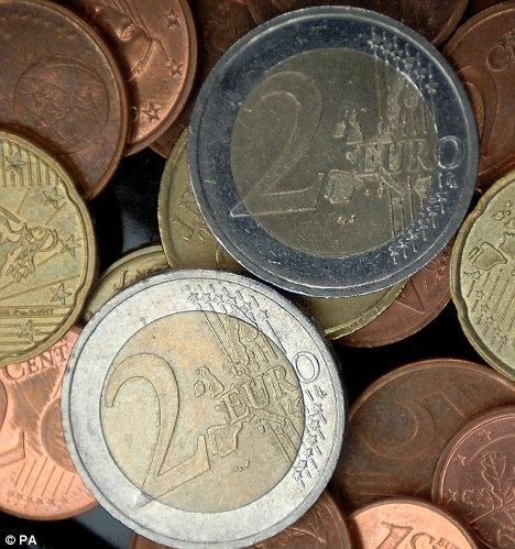 Afectados: La moneda única se enfrenta a serios desafíos en los próximos 12 meses