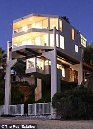Skin Doctor Arnold Klein Lists Laguna Beach House on Stilts