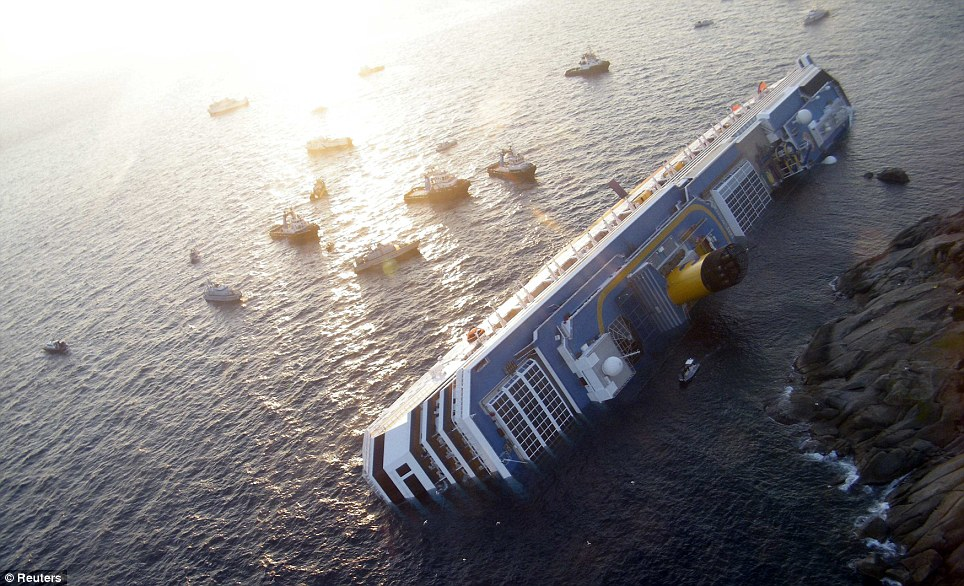 The Concordia's grounding should serve as a wake-up call to the shipping industry and those who regulate it, the maritime professionals' union Nautilus International said.