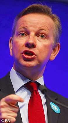 Michael Gove said the King James Bible is 'has helped shape and define the English language'