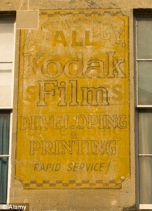 Frome, Somerset, Kodak