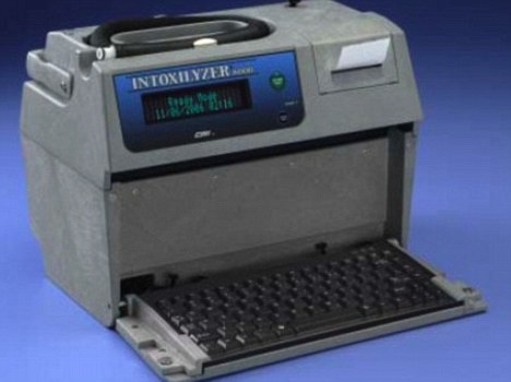 The point of the party, according to the FDLE, was to test the accuracy of the Intoxilyzer 8000 machine, which has been under attack in the courts as inaccurate