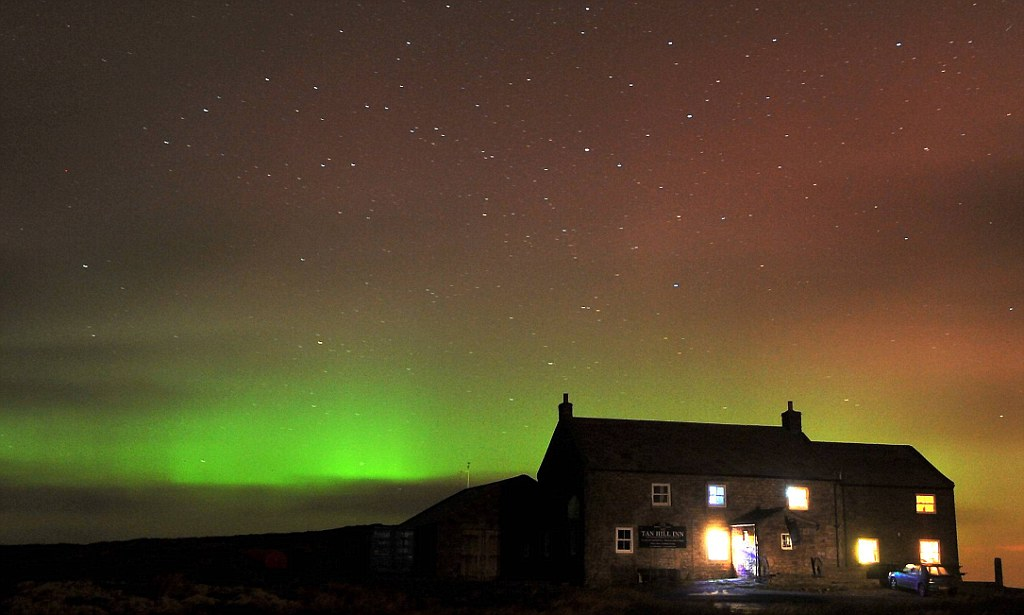 Northern Lights Now Uk