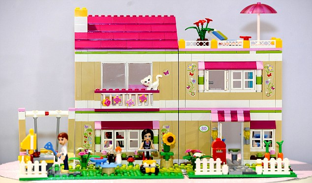 Lego Turns Pink And Pastels In A Push To Build Its