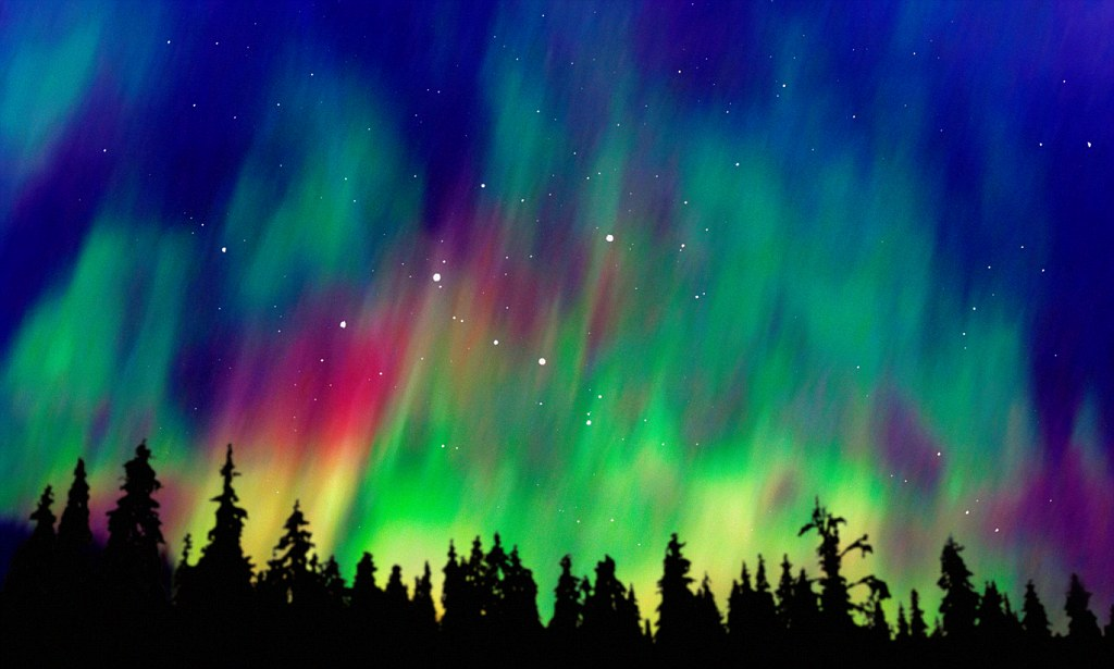Facebook Northern Lights