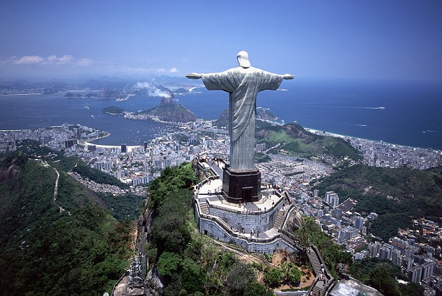 Image result for brazil's statue