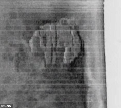 Their sonar pictures show that the object is a massive cylinder with a 60 metre diameter and a 400 metre-long tail. A similar disk-shaped object was also found about 200 metres away.