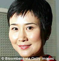 Electric lady: Li Xiaolin