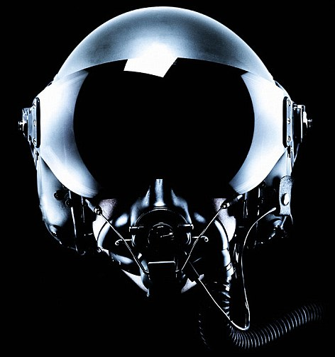 Fighter pilot helmets could soon include miniaturised EEG brain scanners which would monitor a pilot's state of mind while at the controls