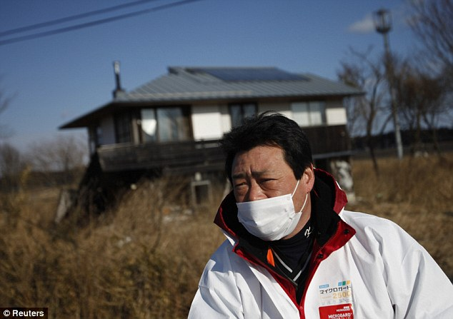 Japan's United Kennel Club Director Yasunori Hoso led efforts to help the the thousands of abandoned animals