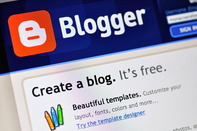 Image result for google blogger
