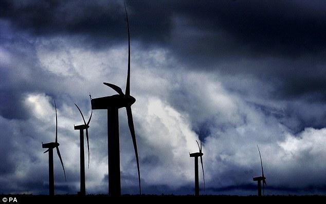 Marcada: É possível que os parques eólicos causar mais danos ambientais do que evitar