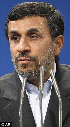 Gobernante: El presidente iraní, Mahmud Ahmadineyad, visitó el sur de los Estados Unidos recientemente para construir relaciones con los líderes