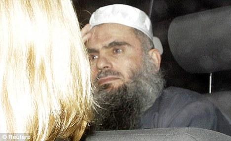 Abu Qatada, extremista más peligroso de Gran Bretaña, se controla desde la prisión de Long Lartin la noche del lunes