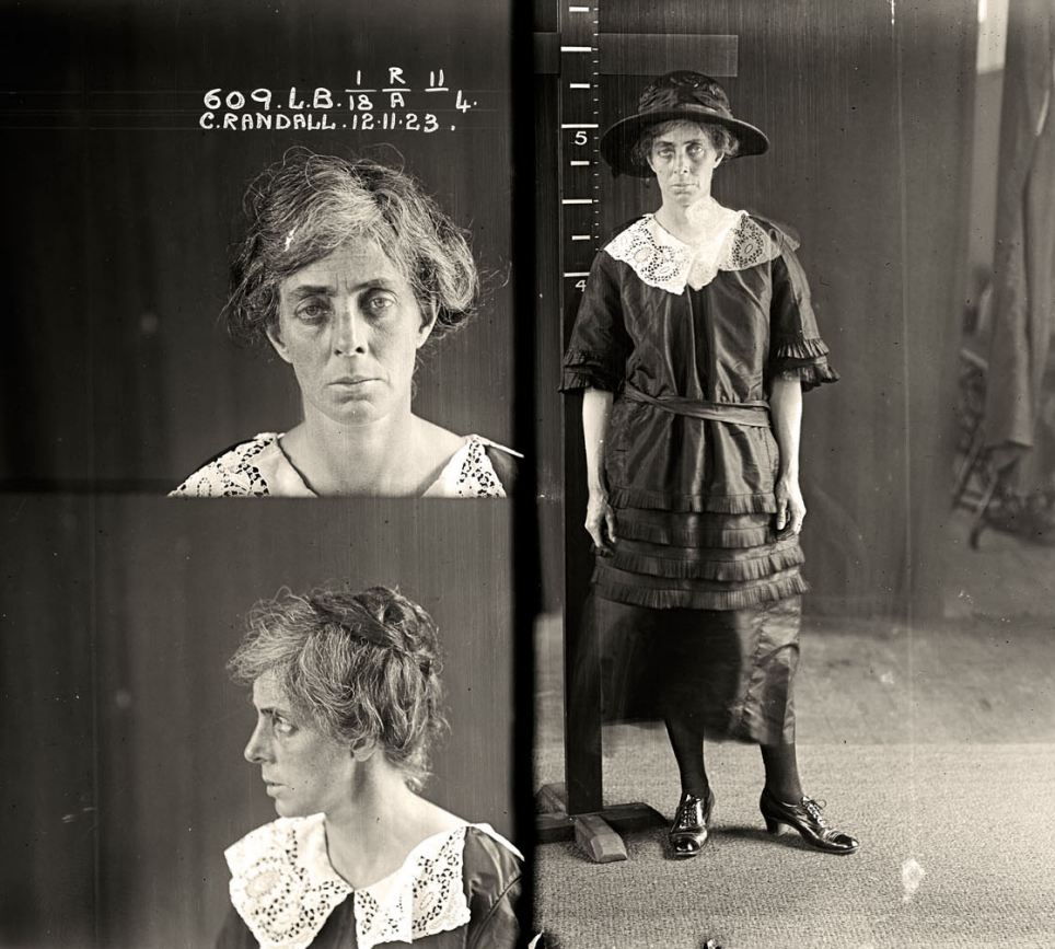 Money making; Clara Randall reported to police that her Bondi flat had been broken into and a quantity of jewellery stolen. It was later discovered she had pawned the jewellery for cash. Randall was sentenced to 18 months with light labour
