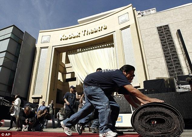 Acceda a todas las áreas: La noche más grande en Hollywood no se vea opacada por nuevo personaje de Baron Cohen