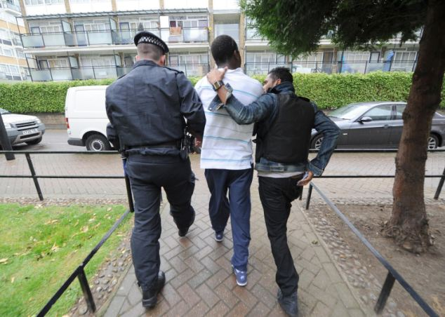 The police are handing out more and more cautions, even to those committing offence after offence