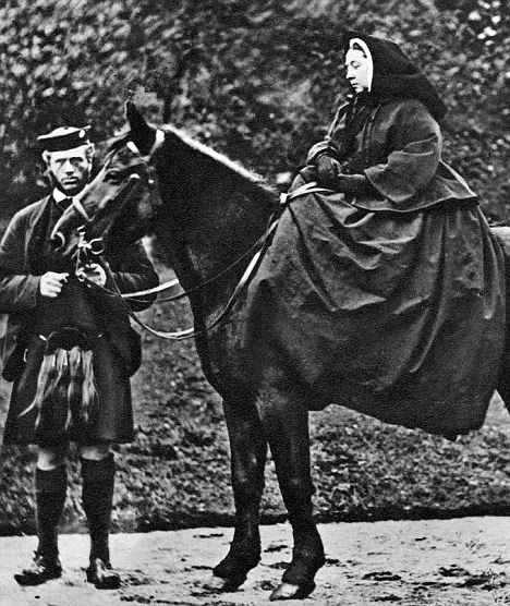 Image result for queen victoria john brown