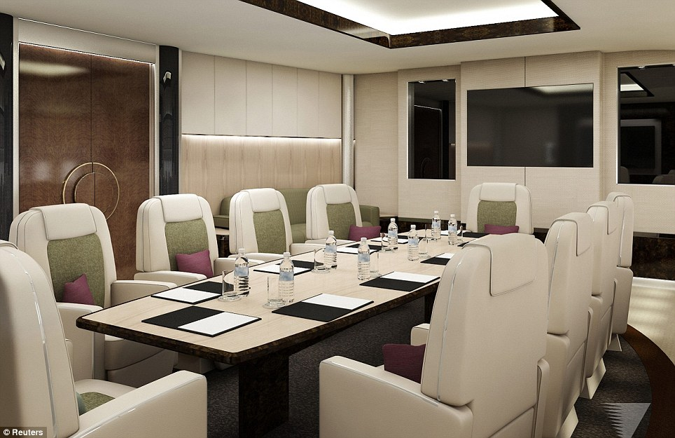 747 8 Intercontinental Vip Customer Buys Boeing Jumbo Jet