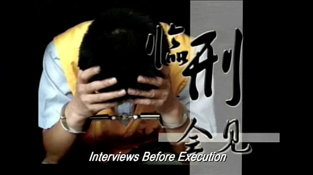 Prime time: Chinese television's Interviews Before Execution has become a hit with viewers