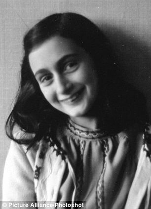 Posthumous baptisms: Anne Frank (left) has been the subject of the practice 10 times and Daniel Pearl's name was recently found in the registry as well