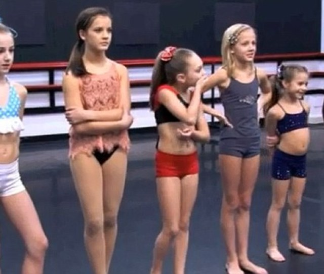 The Dance Moms Contestants Are Clearly Shocked By What Has